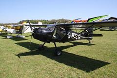G-BXCW Denney Kitfox [PFA 172-12619] Popham 050518