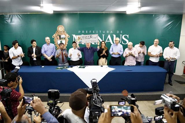 14.05.2018 Prefeitura lança 3ª fase do Programa Habitacional do Servidor Público