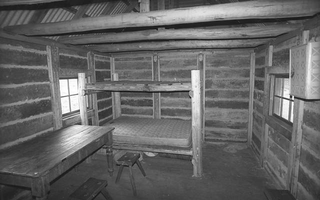 Fitzgerald's Hut & Site , Alpine Huts 1994 sheet 13 2