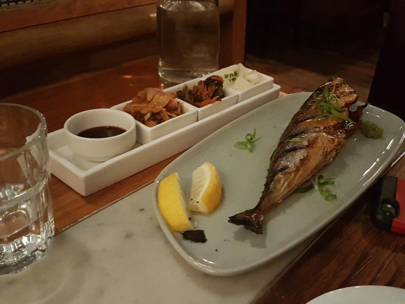 pearl diver mackerel