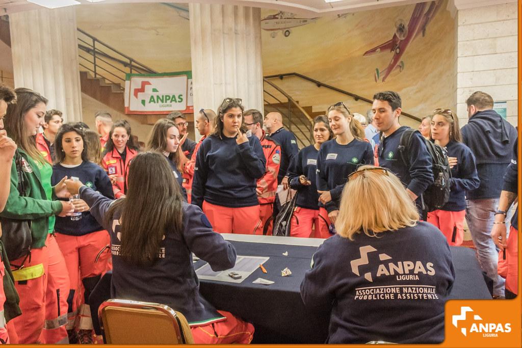 Anpas Days 2018: gli arrivi e la plenaria