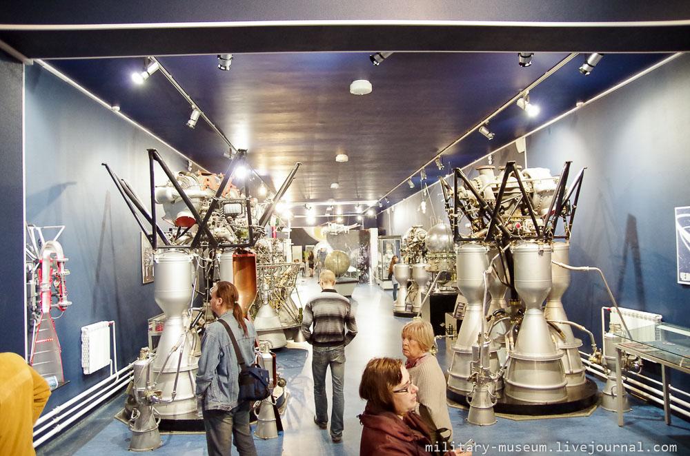 Музей космонавтики и ракетной техники СПб -73