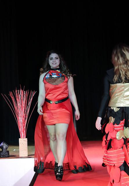 Textiles Fashion Show 2018