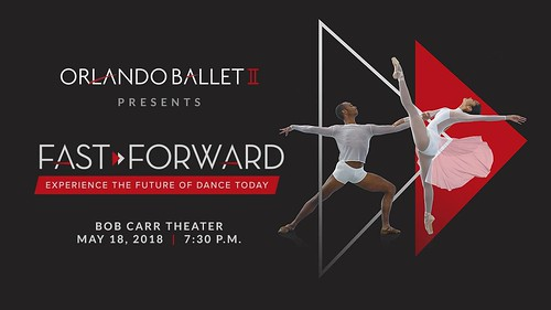 'Fast Forward' with the Orlando Ballet Youth Company
