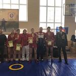 4 межрегиональный лично-командный турнир по борьбе самбо | 2018
