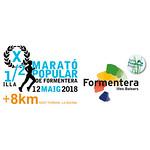 1/2 Marató Popular Formentera + 8Km 2018