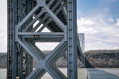 George Washington Bridge from Manhattan