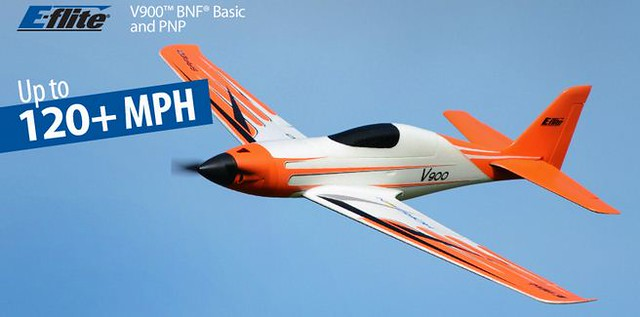 New Product E-flite V900 High Speed Sport Airplane - RC Groups