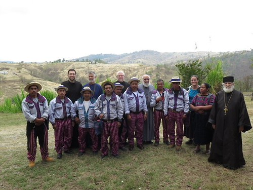OCMC News - OCMC Executive Director Fr. Martin Ritsi and Missionary Director Dn. James Nicholas Visit Guatemala