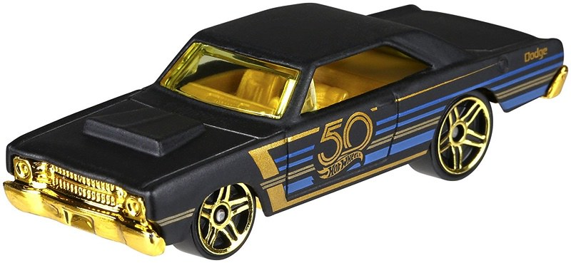 Hot Wheels Black Gold
