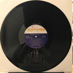 MICHAEL JACKSON:FOREVER, MICHAEL(RECORD SIDE-B)