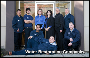 Water Restoration Company California