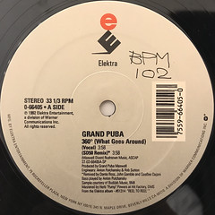 GRAND PUBA:360°(WHAT GOES AROUND)(LABEL SIDE-A)