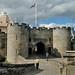 Stirling Castle's front Gate