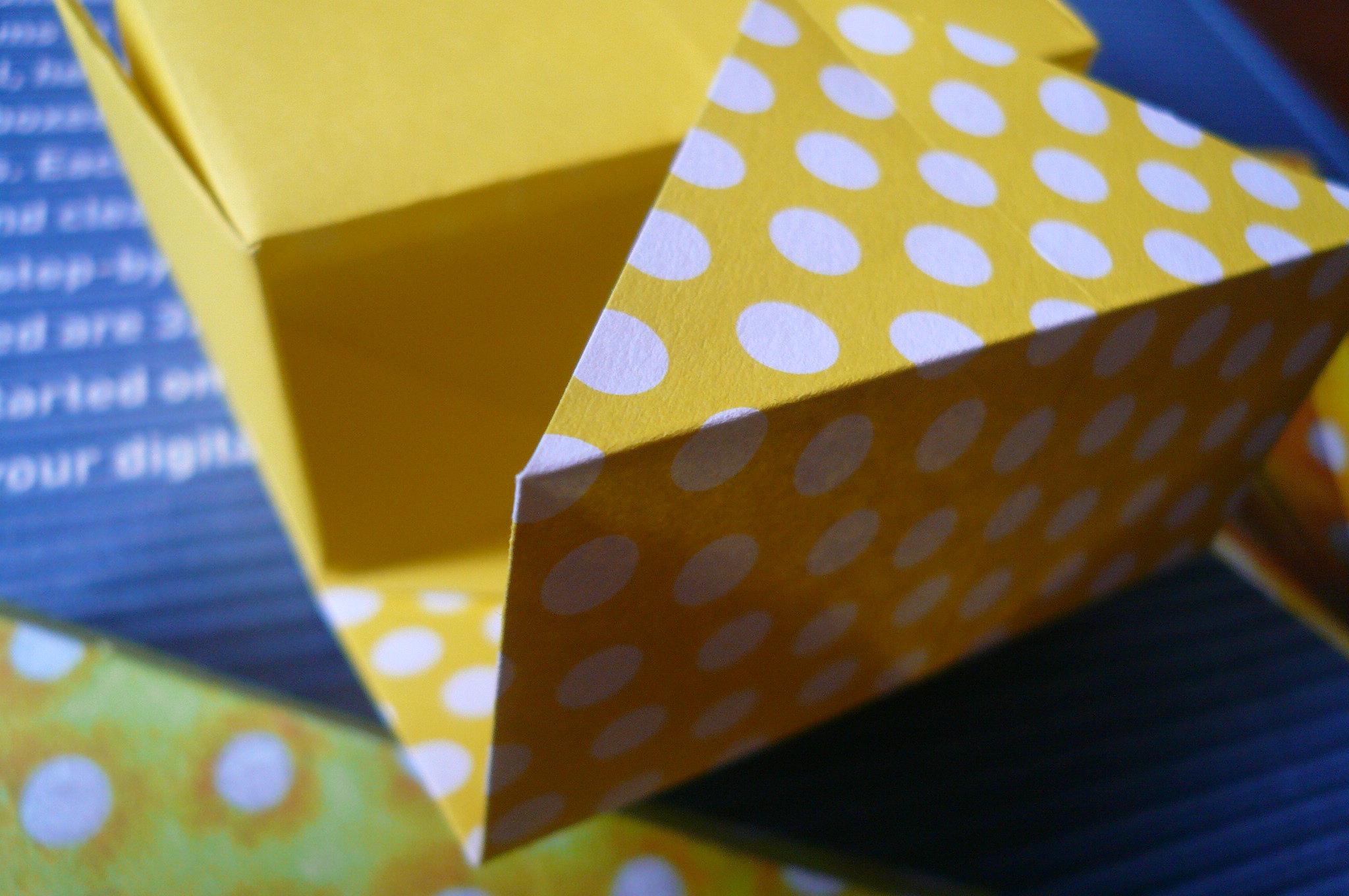 Nym Origami Box