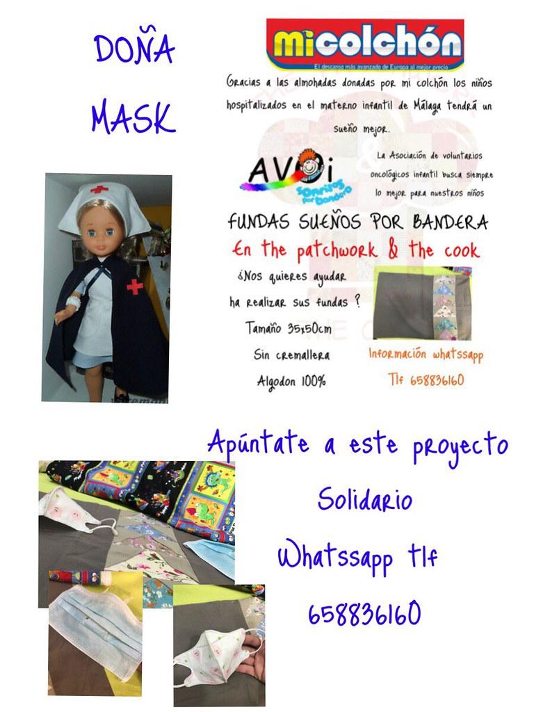 Proyecto Doña Mask
