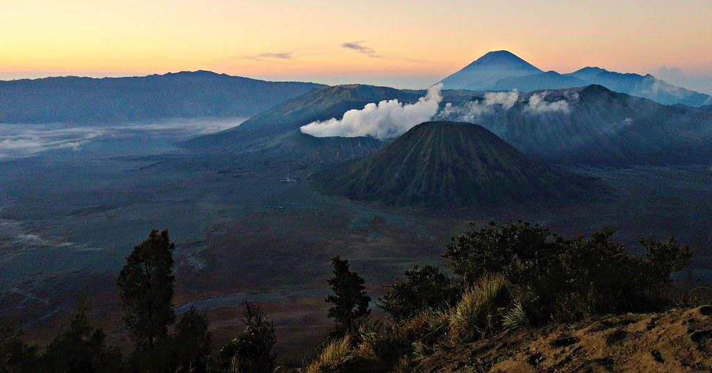 Gunung Bromo Full Hd - Moa Gambar