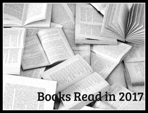 Books Read in 2017