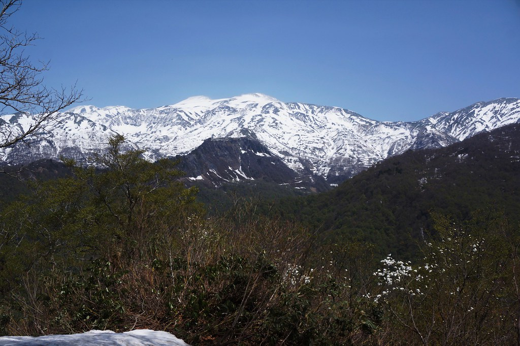 HAKUSAN Mountains Range