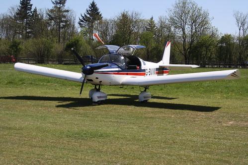 G-BVVM Zenair CH.601 [PFA 162-12539] Popham 050518