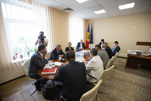 16.05.2018 Şedinţa Comisiei protecţie socială, sănătate şi familie