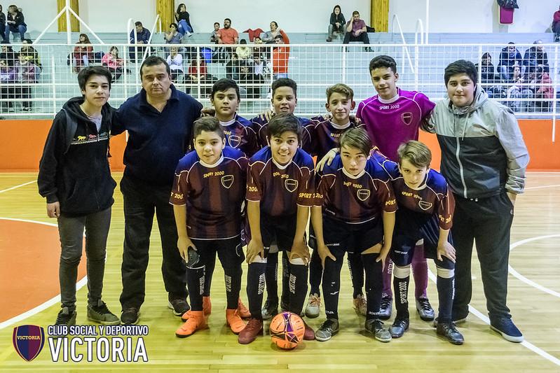 Torneo de Futsal AFA 2018 [Futsal] Victoria vs Camioneros - 19/05/18