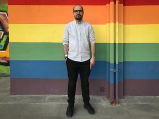 Muro arcobaleno