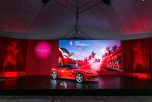 Ferrari Portofino - Press Conference 01