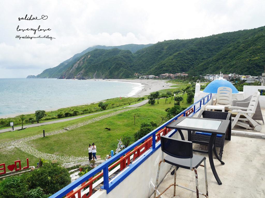 宜蘭蘇澳情人灣海景咖啡推薦地中海cafe (1)