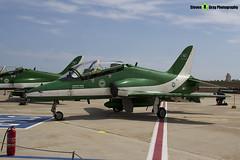 8807 - SA026 330 - Saudi Hawks - Royal Saudi Air Force - British Aerospace Hawk 65A - Luqa Malta 2017 - 170923 - Steven Gray - IMG_0284
