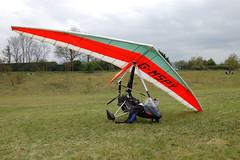 G-MSPY Solar Wings Pegasus [7625] Popham 010510