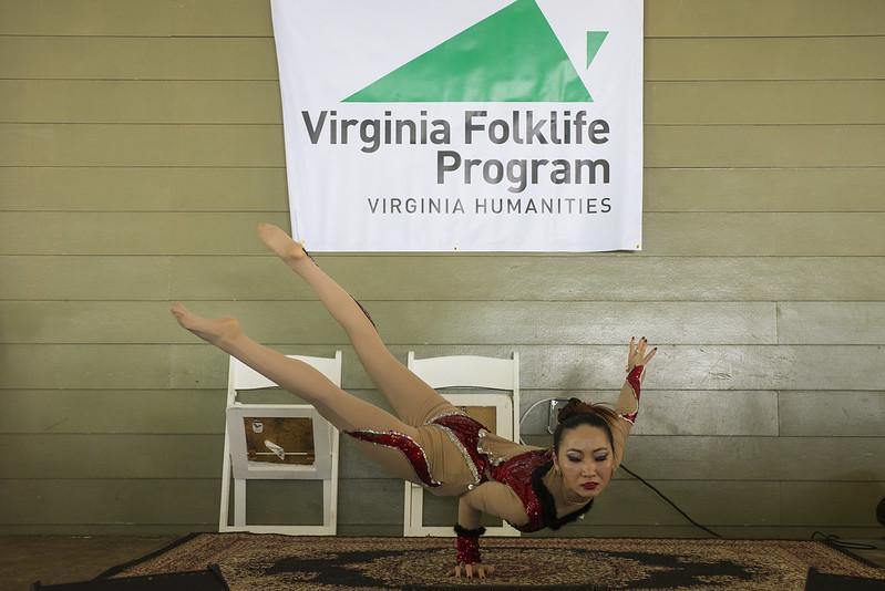 Virginia Folklife Apprenticeship Showcase 2018