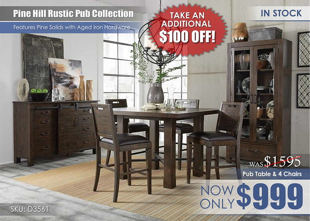 Pine Hill Pub Dining Set D3561_Stamped2