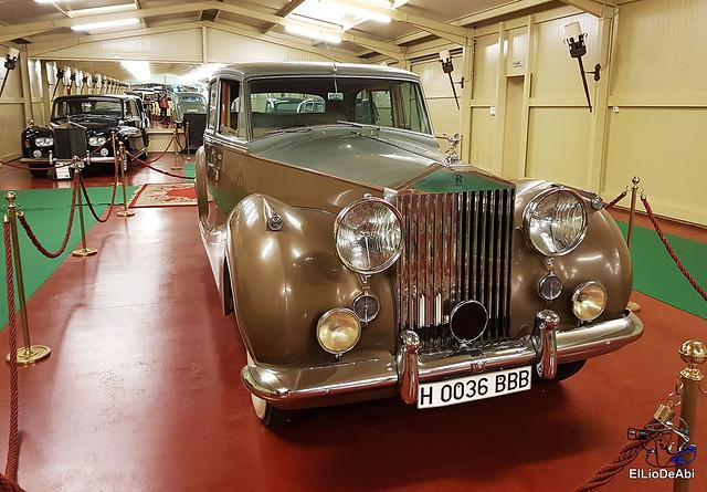 los Rolls Royce y otros clásicos de la Torre de Loizaga 13