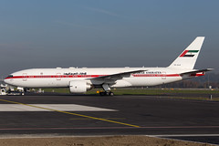 United Arab Emirates_B772_A6-ALN__ZRH_20171101_Ground_sun_MG_1796_Colormailer_Flickr
