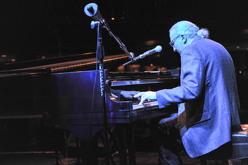 Joe Krown at WWOZ's 30th Annual Piano Night - April 30, 2018. Photo by Michael E. McAndrew Photography.