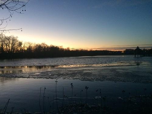 Lake Artemesia - 7:08pm