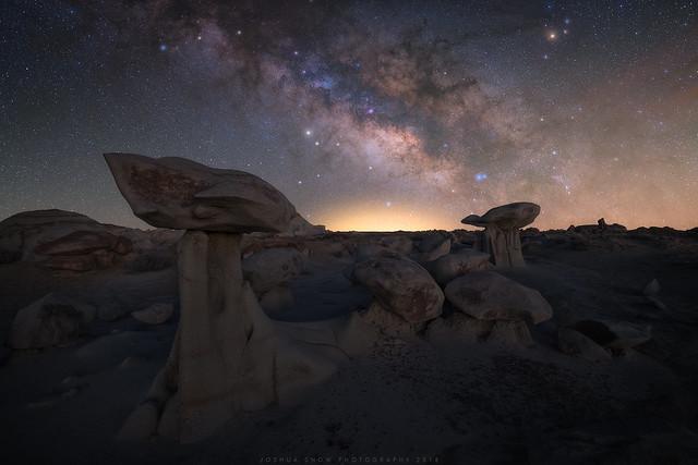 •Alien Land•, Nikon D850, AF-S Zoom-Nikkor 14-24mm f/2.8G ED