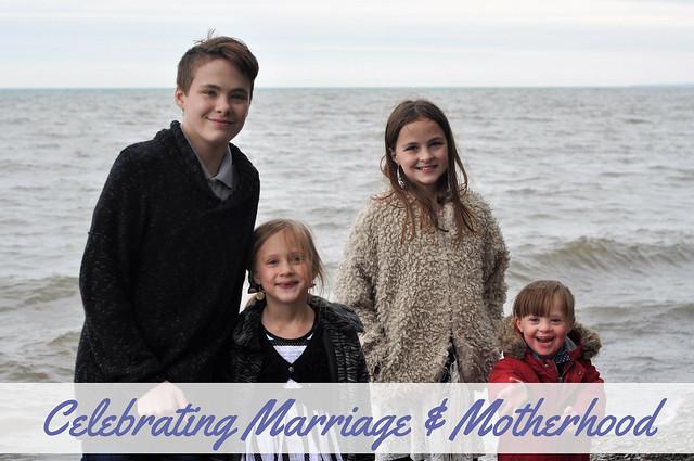 Celebrating Marriage and Motherhood