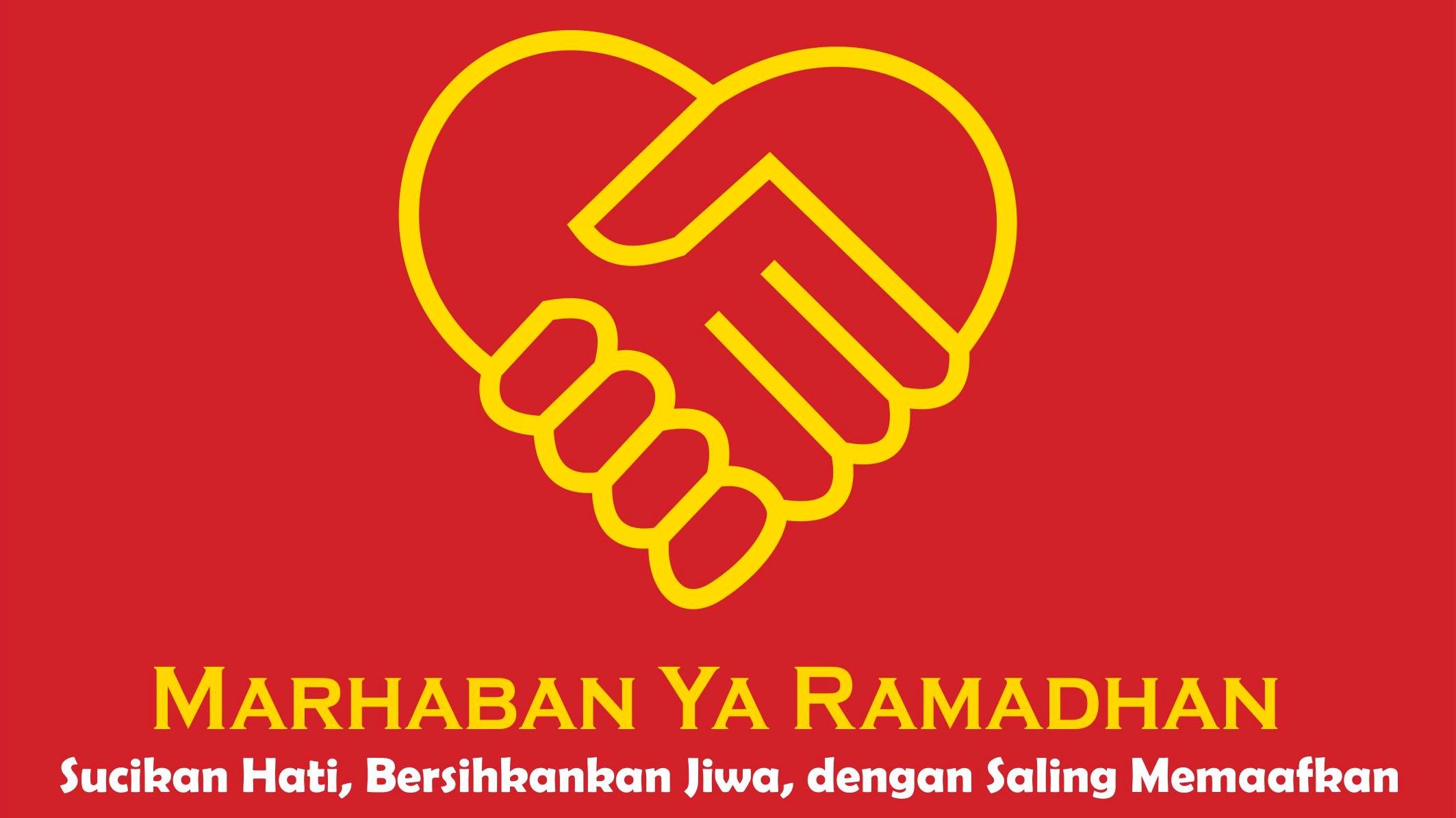 Marhaban Ya Ramadhan 1439 H