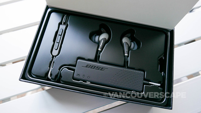BOSE QuietComfort® 20 Headphones