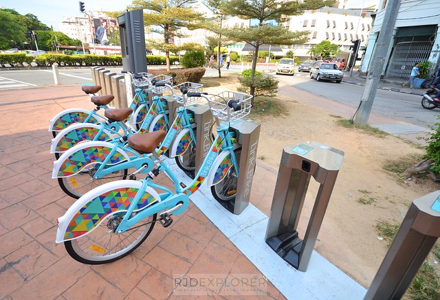 penang island itinerary travel guide bike rents