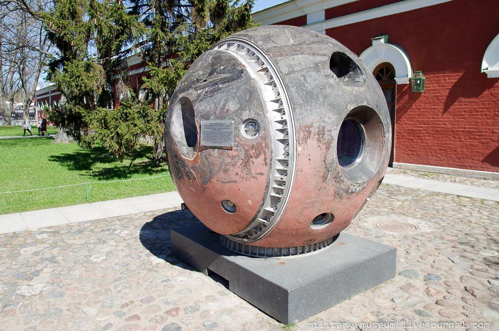 Музей космонавтики и ракетной техники СПб -13