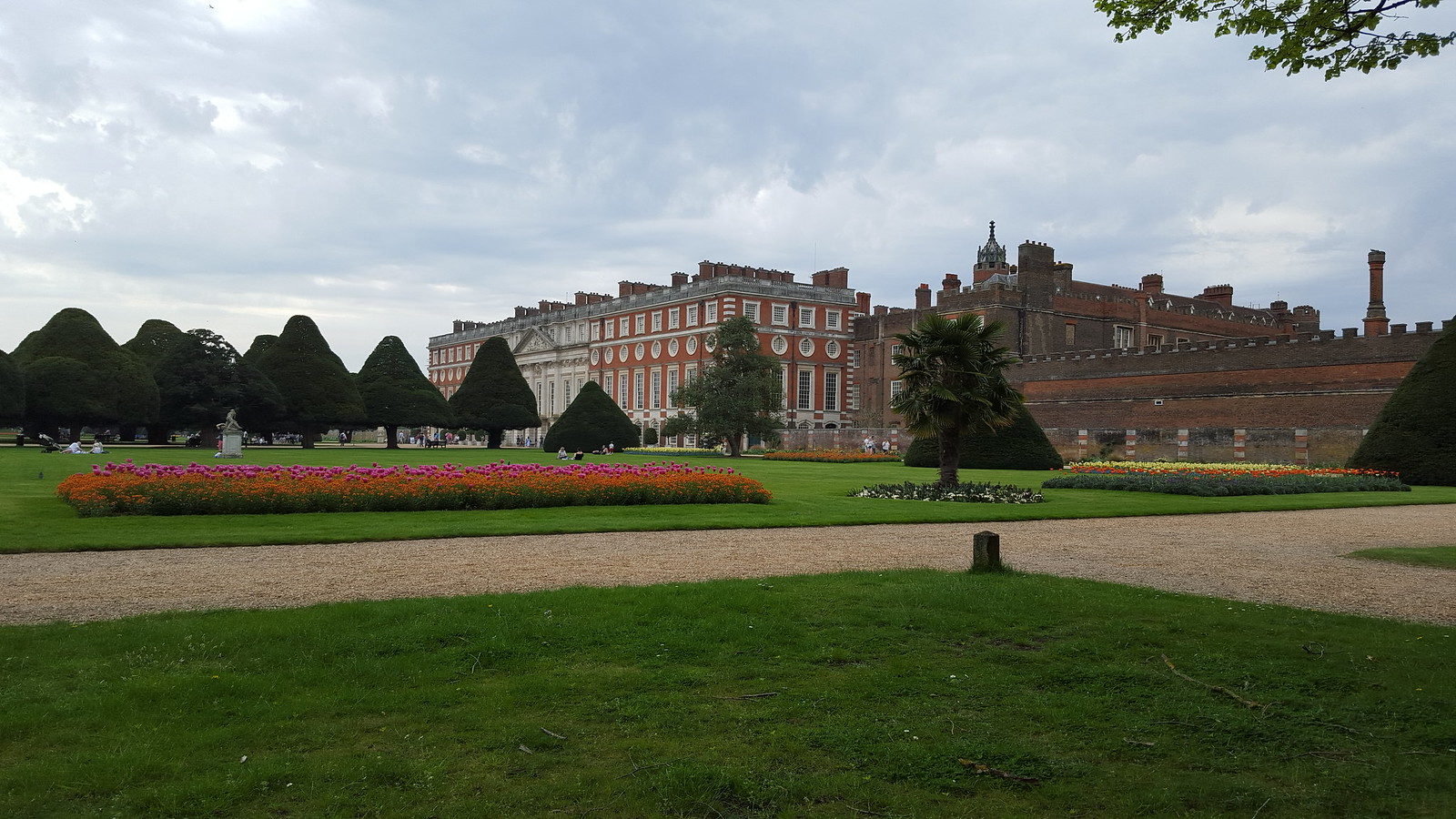 Hampton Court and Bushy Park