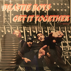 BEASTIE BOYS:GET IT TOGETHER(JACKET A)