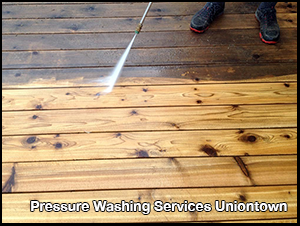 Uniontown Pressure Washer