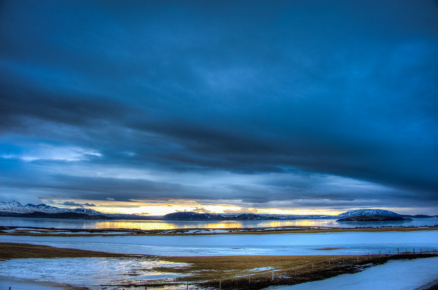 Thingvellir Sunrise