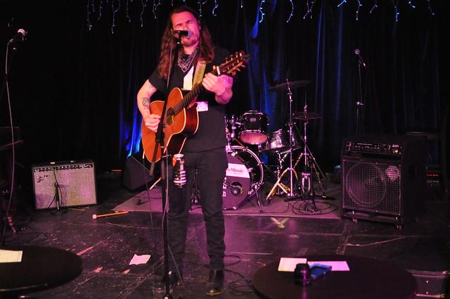 Chris Landry at LIVE! On Elgin