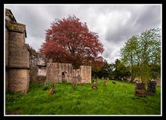 Old Church Graveyard