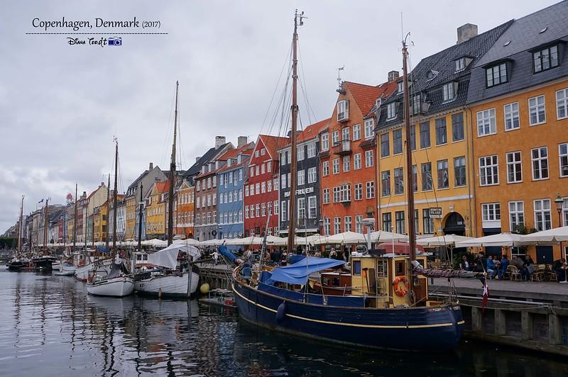2017 Europe Copenhagen Nyhavn 02